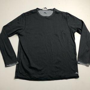 Tommy Bahama Reversible Long Sleeve Cotton Shirt